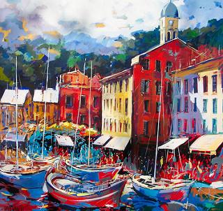 European Impressionistic Art