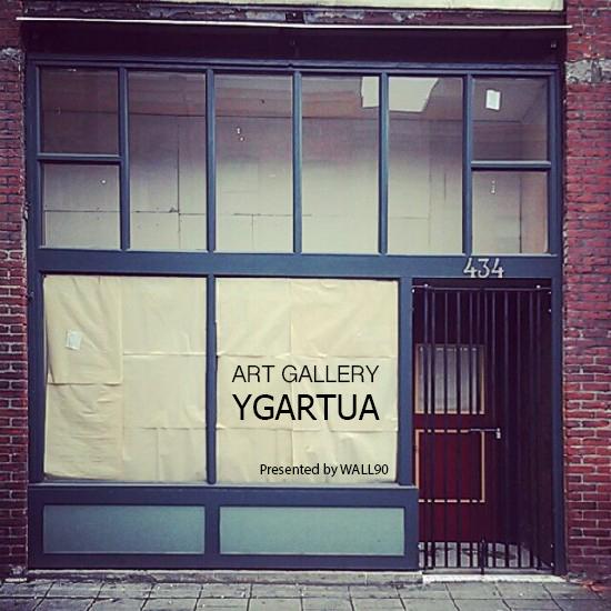 Chinatown Popup Gallery - Ygartua